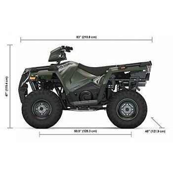 2020 Polaris Sportsman 450 HO Utility Package for sale 200912793